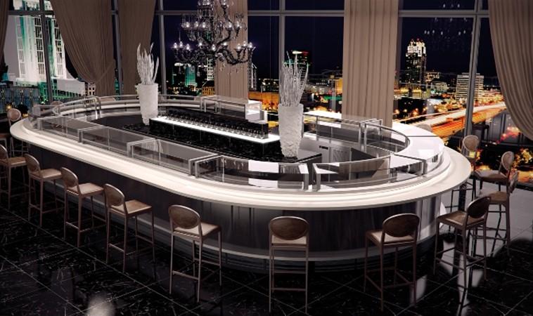 Arredo bar arredamento per bar banconi bar for Bar arredamento
