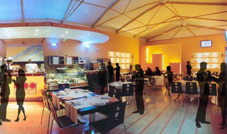 Arredamento ristoranti for Arredamento bar e ristoranti